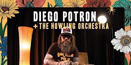 Pintupi Open Air: DIEGO POTRON + The Howling Orchestra biglietti