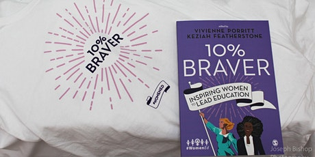 #WomenEd: 10% Braver tickets
