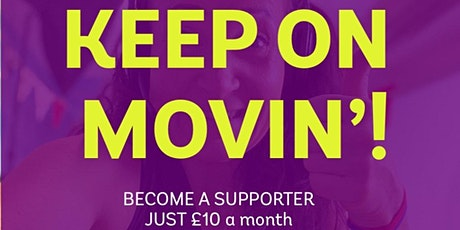 Become a Zumba Thornbury supporter tickets