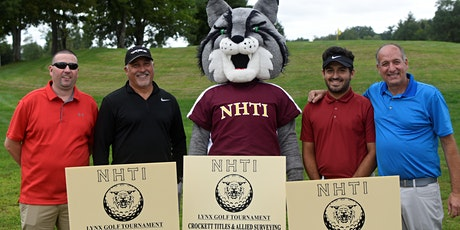 NHTI Lynx Golf Series @ Beaver Meadow Golf Course - August 28, 2020 tickets