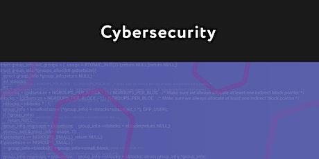 Cybersecurity Workshop tickets