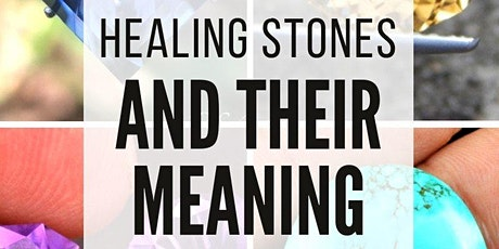 Healing Stones Introductory Class tickets