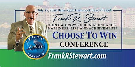 'CHOOSE TO WIN' The Premier Conference Event of NE Florida. tickets