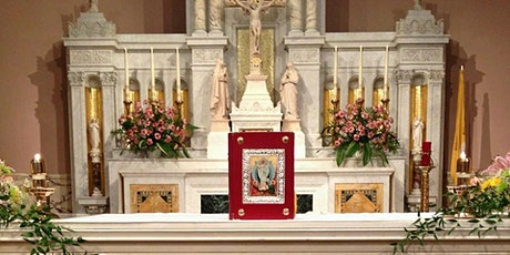Holy Rosary Church, Jersey City (Weekend Masses) tickets