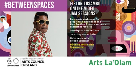 Free Music Workshops for People with Disabilities, Families/Carers tickets