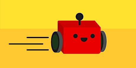 Robotrace, bouw je eigen mini robot - Makersbase Zomeractiviteiten tickets