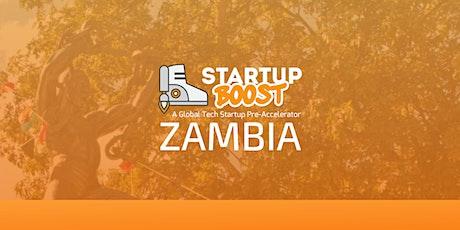 Startup Boost Zambia Launch Event biglietti