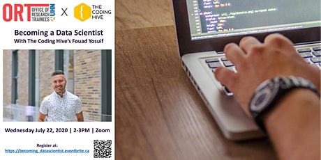 ORT Webinar: Becoming a Data Scientist tickets
