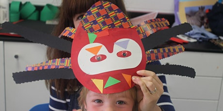 Creative Kids Live: Birds in the Air (morning session via Zoom) tickets