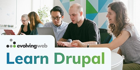 Drupal Full Course - Live Online Training tickets