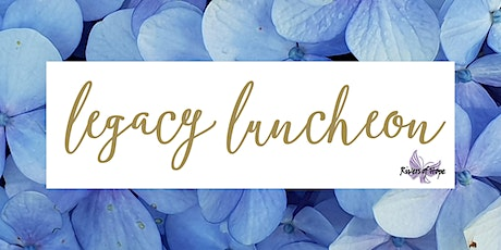 Legacy Luncheon tickets