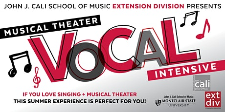 Musical Theater Vocal Intensive for Ages 12 – 18 tickets