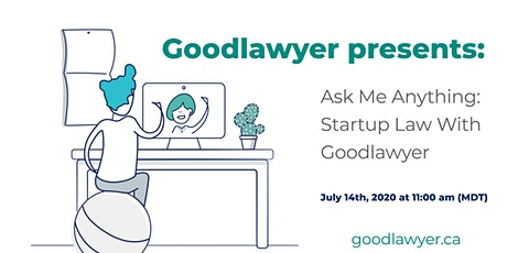 Ask Me Anything: Start Up Law tickets