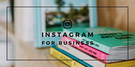WORKSHOP // Instagram for Business tickets