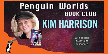 Penguin Worlds Book Club: American Demon by Kim Harrison tickets