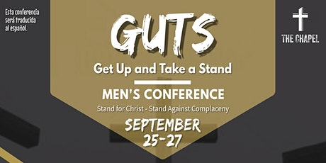 GUTS - Men's Conference tickets