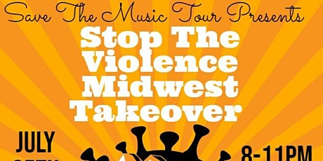 Stop the Violence Midwest Takeover tickets