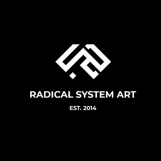 Shay Kuebler Radical System Art  logo