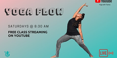 Free Yoga Online tickets