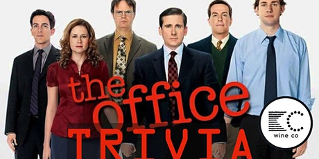 The Office Trivia at KC Wine Co tickets