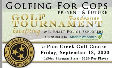 Golfing for Cops Present & Future tickets