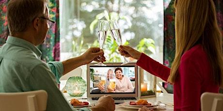 Food & Wine Virtual Tasting tickets