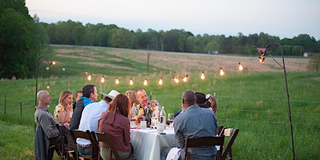 2020 Spring Farm Dinner (Now Summer Mini Farm Dinner) tickets