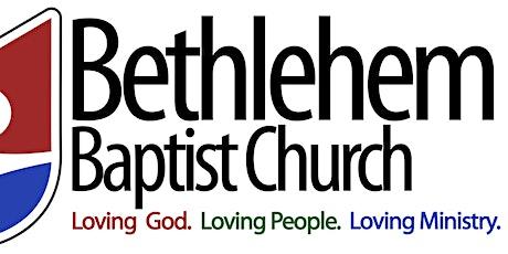 Sunday Worship 8-9:00am tickets