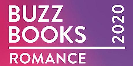 Buzz Books Romance tickets
