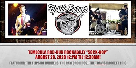 Temecula Rod Run Car Show all day Sock-Hop tickets