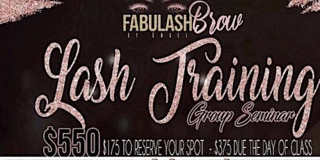 Oakland Fabulashbrow Eyelash Extension +Business Branding tickets