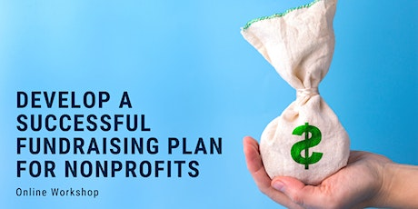 Creating a Successful Nonprofit Fundraising Plan tickets