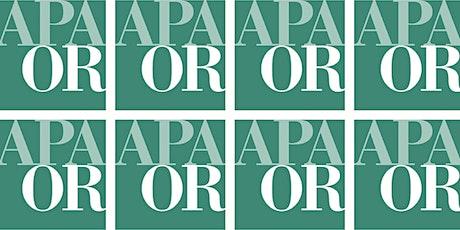 OAPA Webinar: State Climate Policy Update tickets