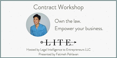 Contracts Workshop Hosted by LITE tickets