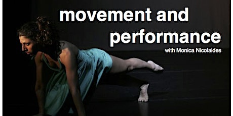 Movement and Performance tickets