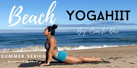 BEACH YOGAHIIT tickets