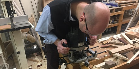 Mortice and Tenon Day Course - 10.00am-4.00pm tickets
