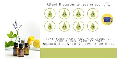 Muliptle classes Wellness Education tickets