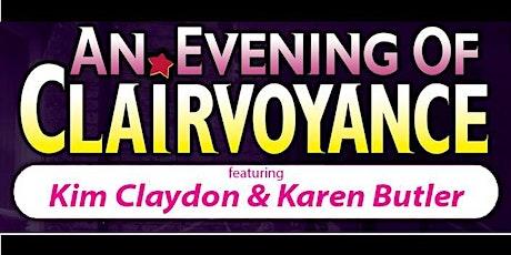 Clairvoyant Platform Event - Double Linking with Kim Claydon & Karen Butler tickets