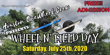 Wheel N' Field Day 2020 tickets