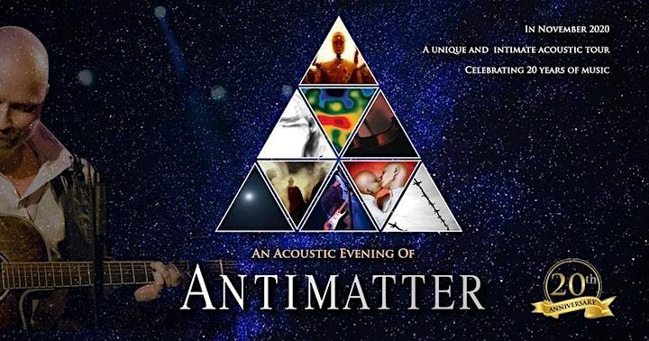 Afbeelding van ANTIMATTER