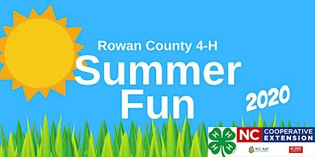 Staycation: Rowan County 4-H Summer Fun Kit tickets