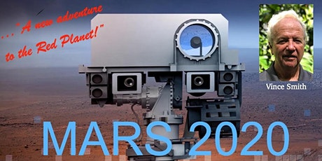 MARS 2020  - NASA's Perseverance Rover is going to Mars! tickets
