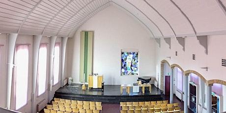 Kerkdienst wijk B ochtend 19 juli tickets