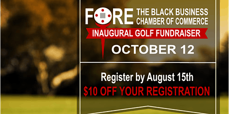 Inaugural Black Business Chamber Golf Tournament tickets