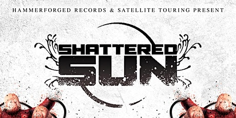 Shattered Sun at The Rail Club Live tickets