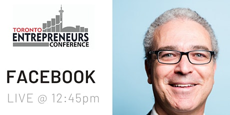 Entrepreneurs Workshop - Weekdays at 12:45 p.m. EST tickets