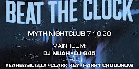 Beat  The Clock at Myth Nightclub | Friday 07.10.20 tickets