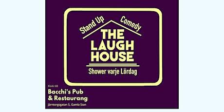 The Laugh House Ståupp Komedi  Show! tickets