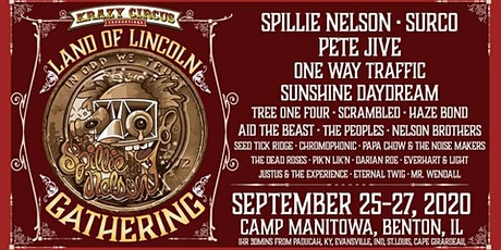 Land of Lincoln Gathering 2020 tickets